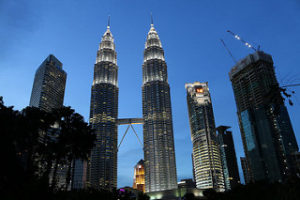 KL Petronas Twin tower