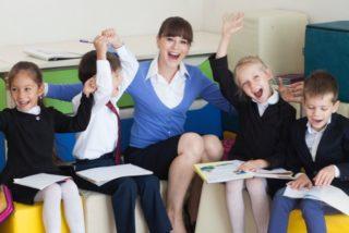 放課後の英語のレッスン