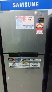 SAMSUNG 冷蔵庫