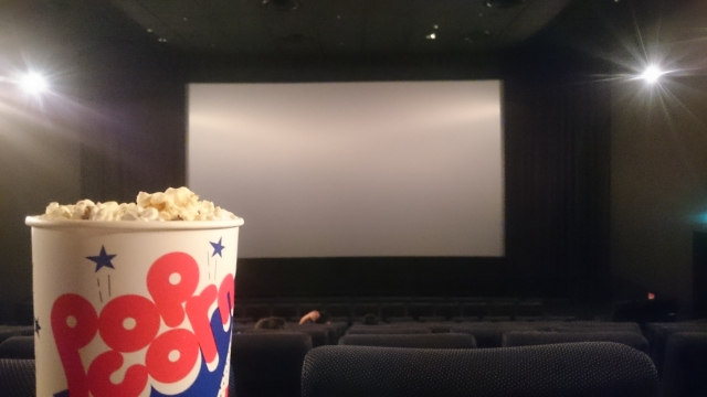 マレーシアの映画館