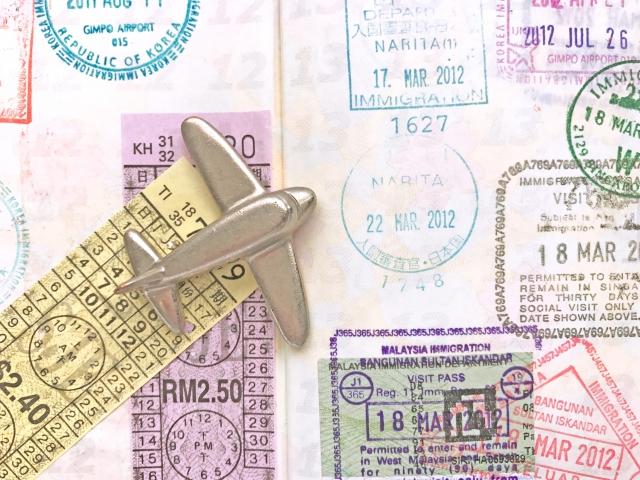 マレーシアへの旅行