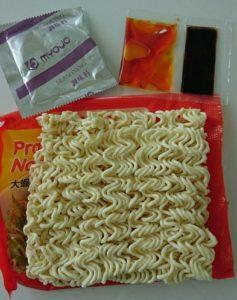 Prawn Noodlesの内容