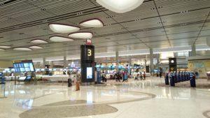 チャンギ国際空港 ターミナル4