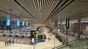 チャンギ国際空港T4-2