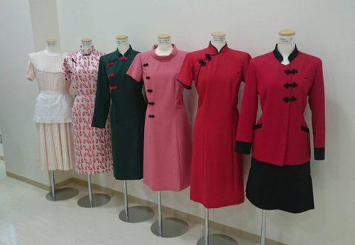 崎陽軒工場見学 シウマイ娘衣装