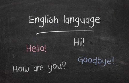 英語でのあいさつ