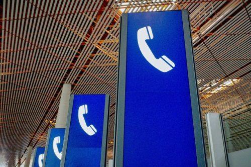 空港到着時に音声通話が可能な便利アプリ