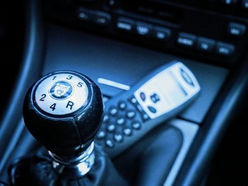 マニュアル自動車免許