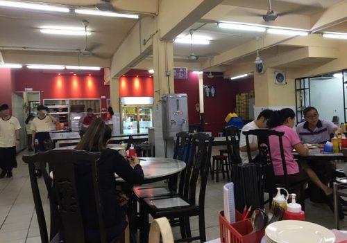 Hoong Foong Dim Sum 店内の様子