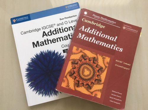IGCSEの数学教科の選び方